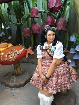 是Momona以「808 Lolita」为主题投稿的照片(2016/08/21)
