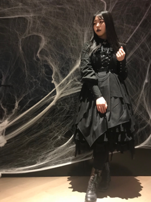 是Lancy以「halloween-coordinate-contest-2017」为主题投稿的照片(2017/11/01)