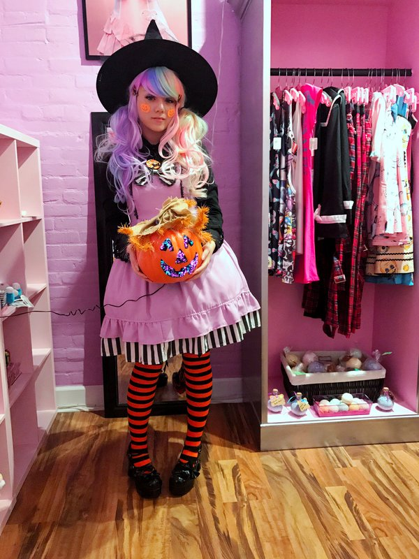 Tempest Paigeの「halloween-coordinate-contest-2017」をテーマにしたコーディネート(2017/11/01)