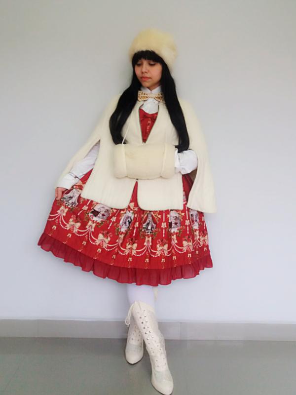 Jecksy's 「Classic Lolita」themed photo (2017/11/02)