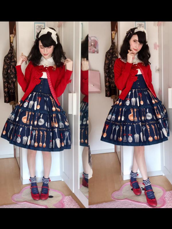 mintkismet's 「Classic Lolita」themed photo (2017/11/02)