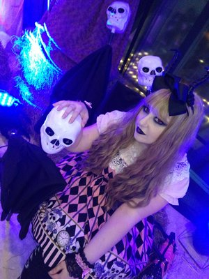 Gwendy Guppy's 「halloween-coordinate-contest-2017」themed photo (2017/11/02)