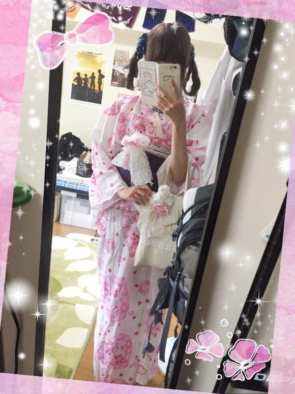 さぶれーぬ's 「ピンク」themed photo (2016/08/22)