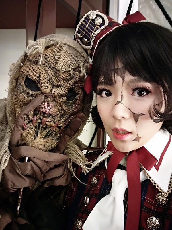 缪斯赤贫's 「halloween-coordinate-contest-2017」themed photo (2017/11/02)
