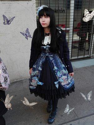 Ringoの「Lolita」をテーマにしたコーディネート(2017/11/03)