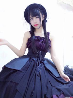 是关关是兔子小姐以「Lolita fashion」为主题投稿的照片(2017/11/03)