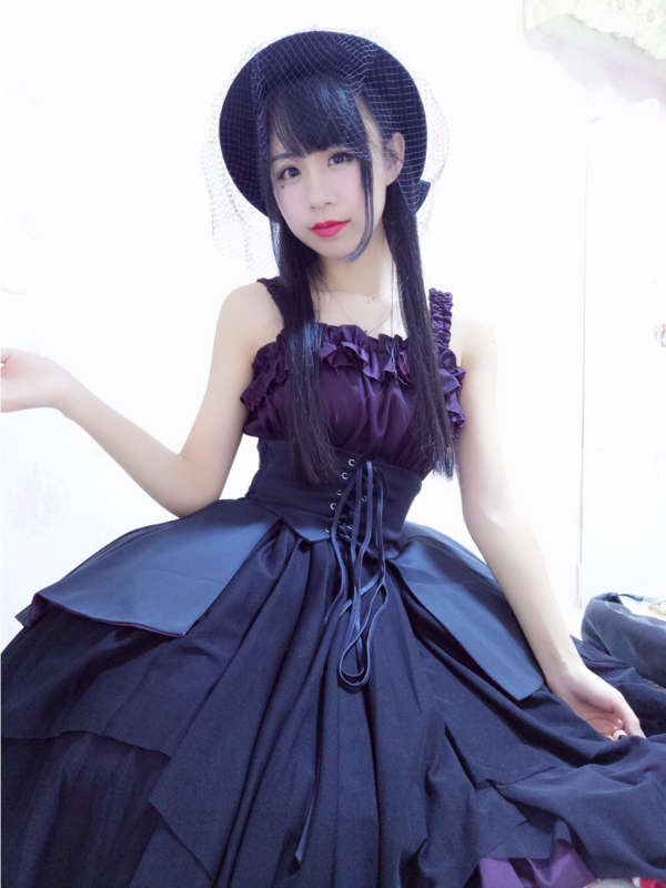 关关是兔子小姐's 「Lolita fashion」themed photo (2017/11/03)