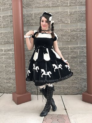 Candice's 「Angelic pretty」themed photo (2017/11/03)