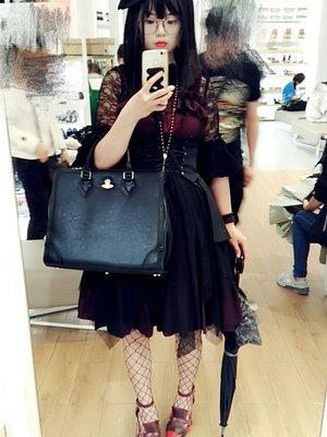 ninjia's 「Gothic Lolita」themed photo (2017/11/03)