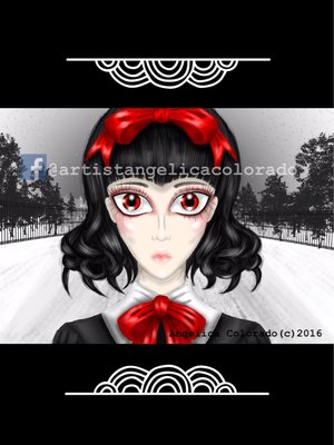 是Angelica Colorado以「Gothic」为主题投稿的照片(2016/08/22)