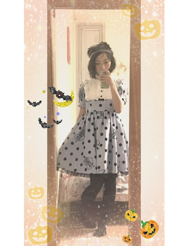 lionneko's 「Angelic pretty」themed photo (2017/11/04)