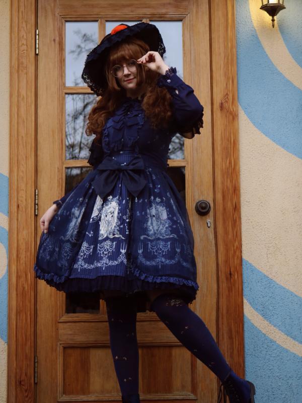 Adelia's 「Lolita fashion」themed photo (2017/11/04)