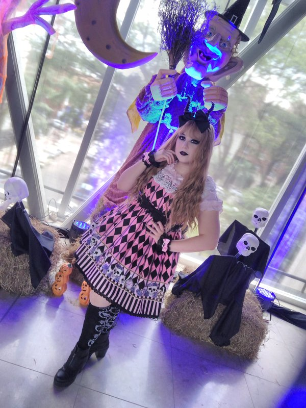 Gwendy Guppyの「Lolita」をテーマにしたコーディネート(2017/11/04)