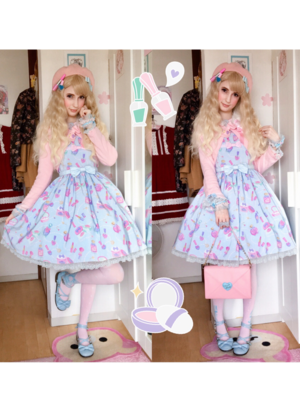mintkismet's 「Angelic pretty」themed photo (2017/11/04)