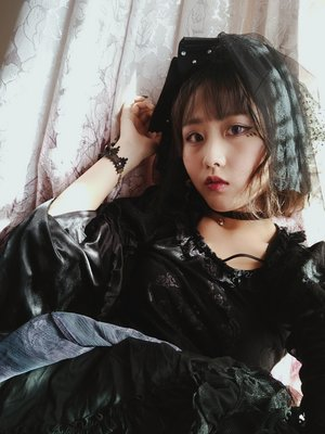 冻冻's 「Lolita」themed photo (2017/11/05)