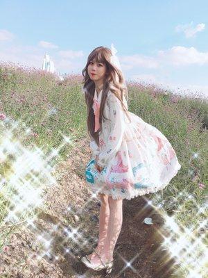 Solitiakane's 「Angelic pretty」themed photo (2017/11/06)