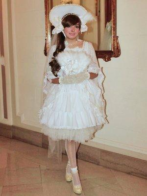 Valedollyの「甘ロリ」をテーマにしたファッションです。(2016/08/25)