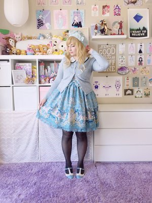 是bububun以「Angelic pretty」为主题投稿的照片(2016/08/25)