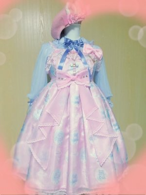 TETRA*'s 「Angelic pretty」themed photo (2016/08/25)
