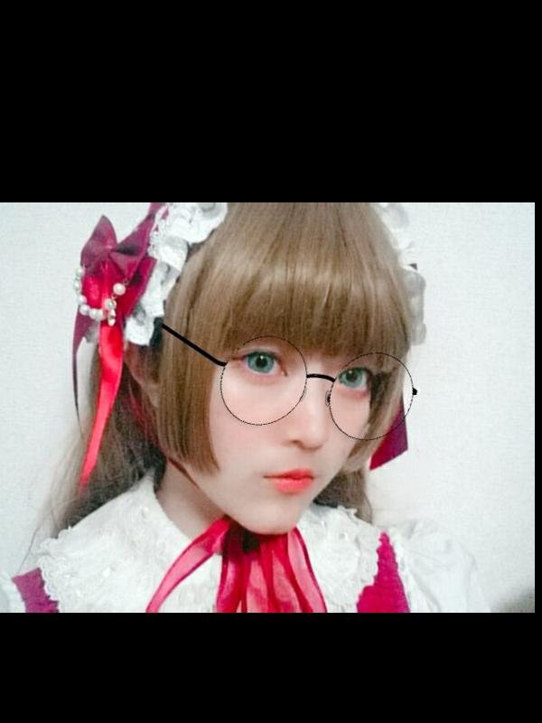 紗波 純子's 「Angelic pretty」themed photo (2017/11/07)