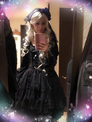 shironekoAYAKOの「Gothic」をテーマにしたコーディネート(2017/11/08)