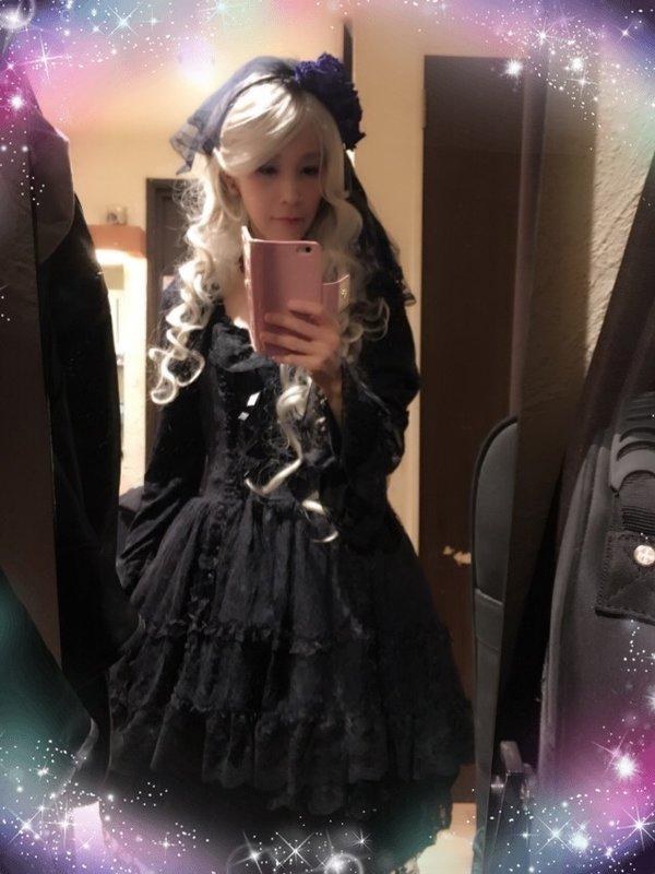 是shironekoAYAKO以「Gothic」为主题投稿的照片(2017/11/08)