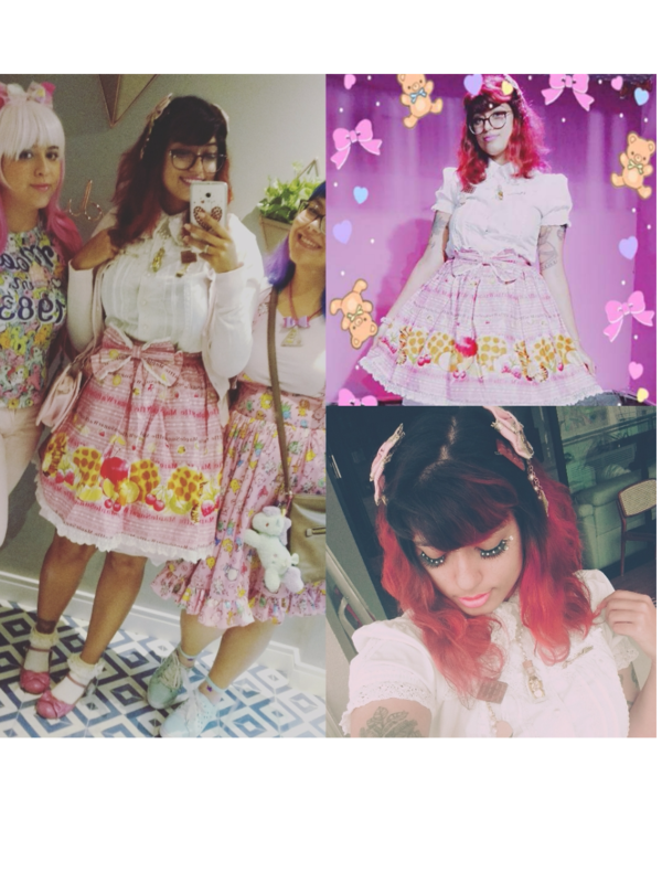 是Mari以「Angelic pretty」为主题投稿的照片(2017/11/09)
