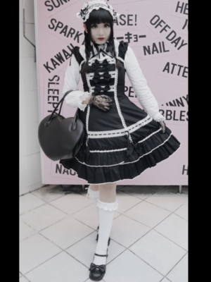 はむか's 「Angelic pretty」themed photo (2017/11/09)
