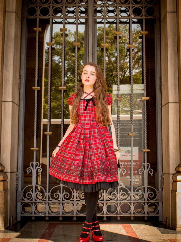 Lauraの「Victorian maiden」をテーマにしたコーディネート(2017/11/10)