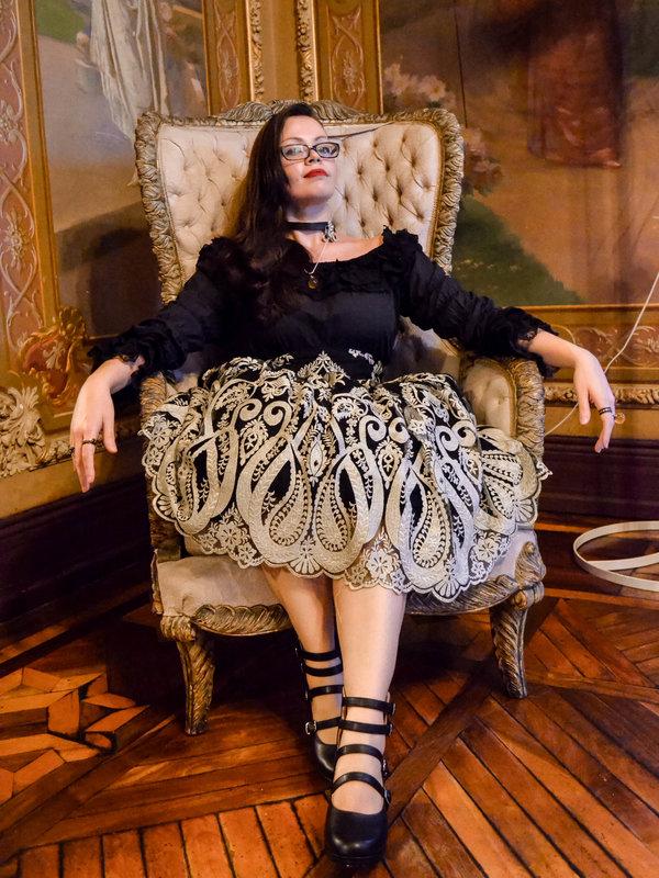 Myla Paneghineの「Lolita」をテーマにしたコーディネート(2017/11/10)