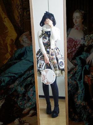 缪斯赤贫の「Lolita」をテーマにしたコーディネート(2017/11/11)