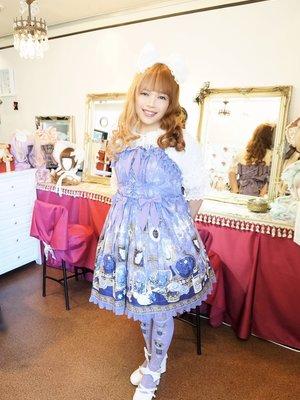ゆみの「Lolita」をテーマにしたコーディネート(2017/11/11)