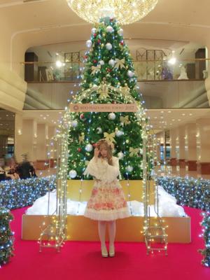 舞の「BABY THE STARS SHINE BRIGHT」をテーマにしたコーディネート(2017/11/11)