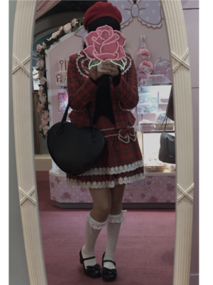 はむか's 「Angelic pretty」themed photo (2017/11/11)