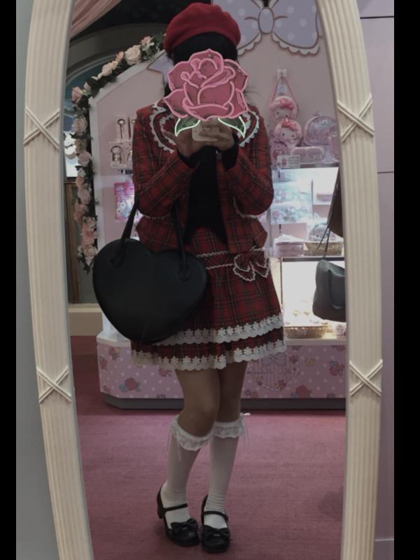 是はむか以「Angelic pretty」为主题投稿的照片(2017/11/11)