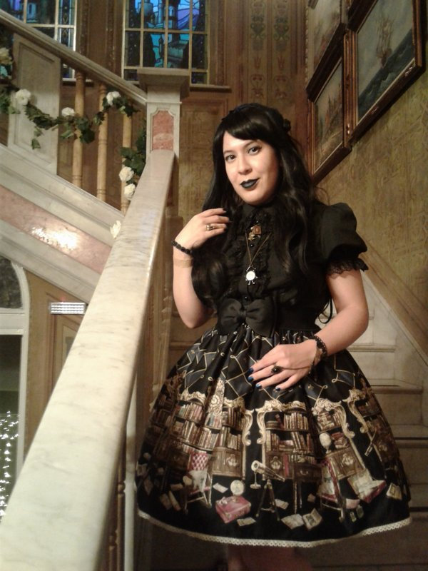 是Caroline Pazini以「Lolita」为主题投稿的照片(2017/11/12)