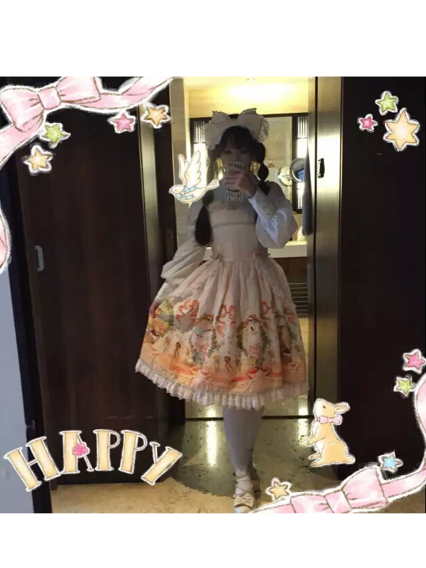 Theresa甜甜's 「Sweet lolita」themed photo (2017/11/12)