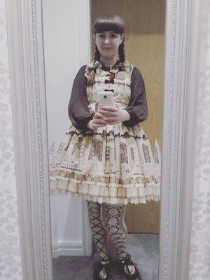 是Cupcake Kamisama以「Angelic pretty」为主题投稿的照片(2017/11/12)