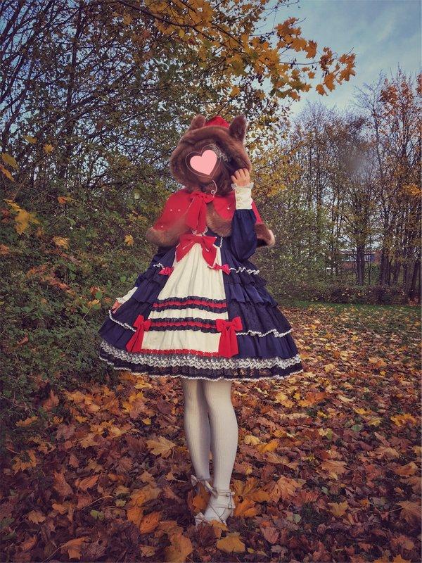 lionnekoの「autumn-colors」をテーマにしたコーディネート(2017/11/13)