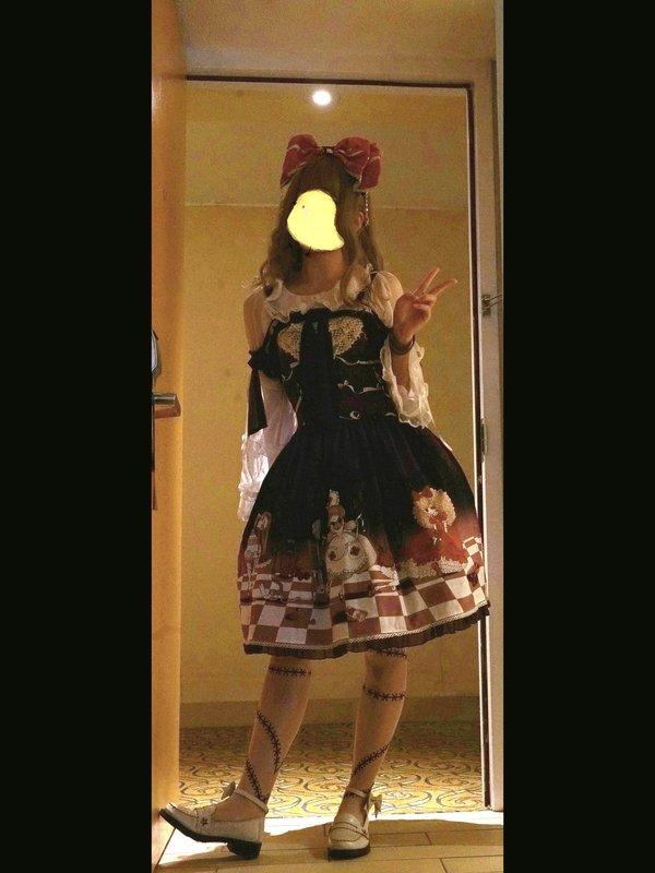 TeikoKIKU's 「ALICE and the PIRATES」themed photo (2017/11/13)