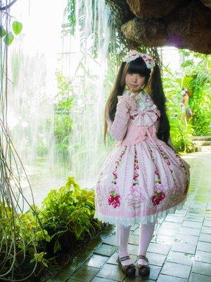 モヨコの「Lolita fashion」をテーマにしたコーディネート(2017/11/15)