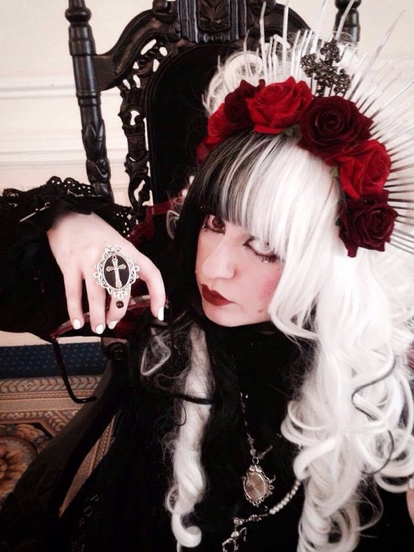 DollieVampire's 「Gothic」themed photo (2016/08/29)