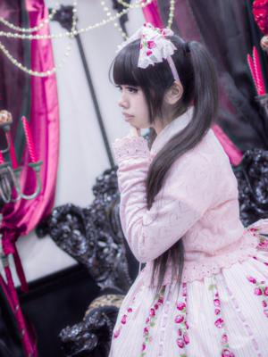 モヨコの「Angelic pretty」をテーマにしたコーディネート(2017/11/15)