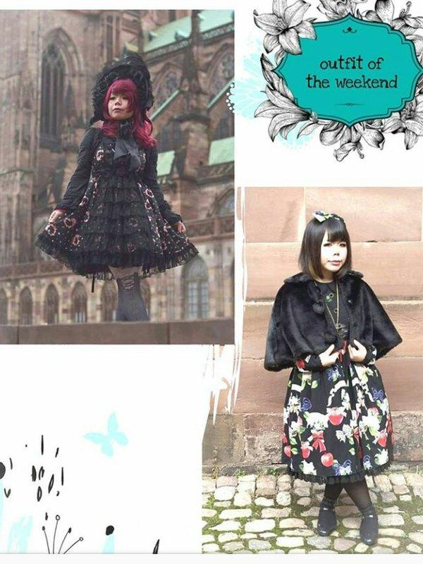 是Ryoki以「Angelic pretty」为主题投稿的照片(2017/11/15)