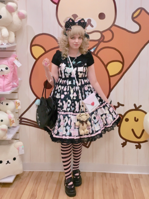 itskrisbot's 「Angelic pretty」themed photo (2017/11/17)