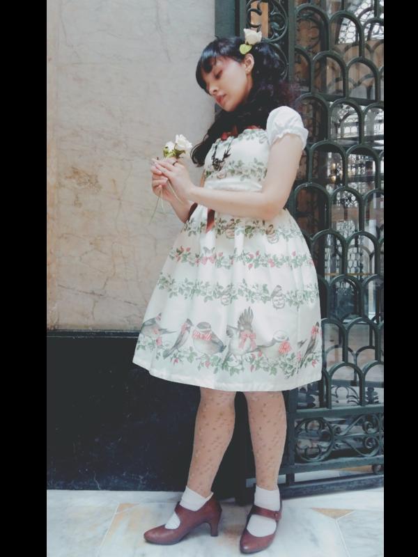 Anna's 「Vintage」themed photo (2017/11/19)
