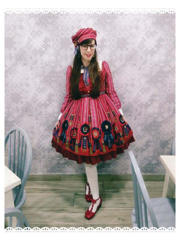 YumikoDoll's 「Angelic pretty」themed photo (2017/11/19)