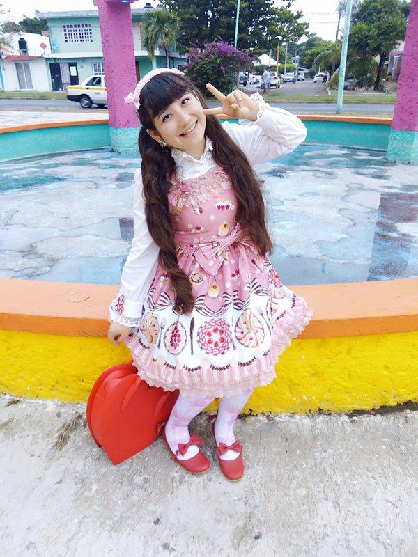 Hitomi izumiの「Lolita」をテーマにしたコーディネート(2017/11/19)