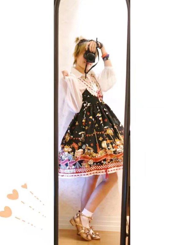 是TeikoKIKU以「Lolita」为主题投稿的照片(2017/11/20)
