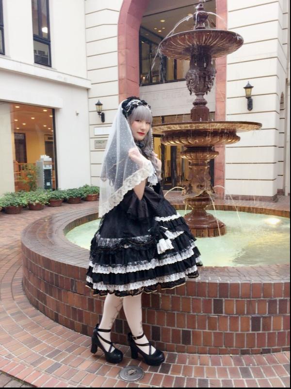是遙以「Angelic pretty」为主题投稿的照片(2017/11/20)